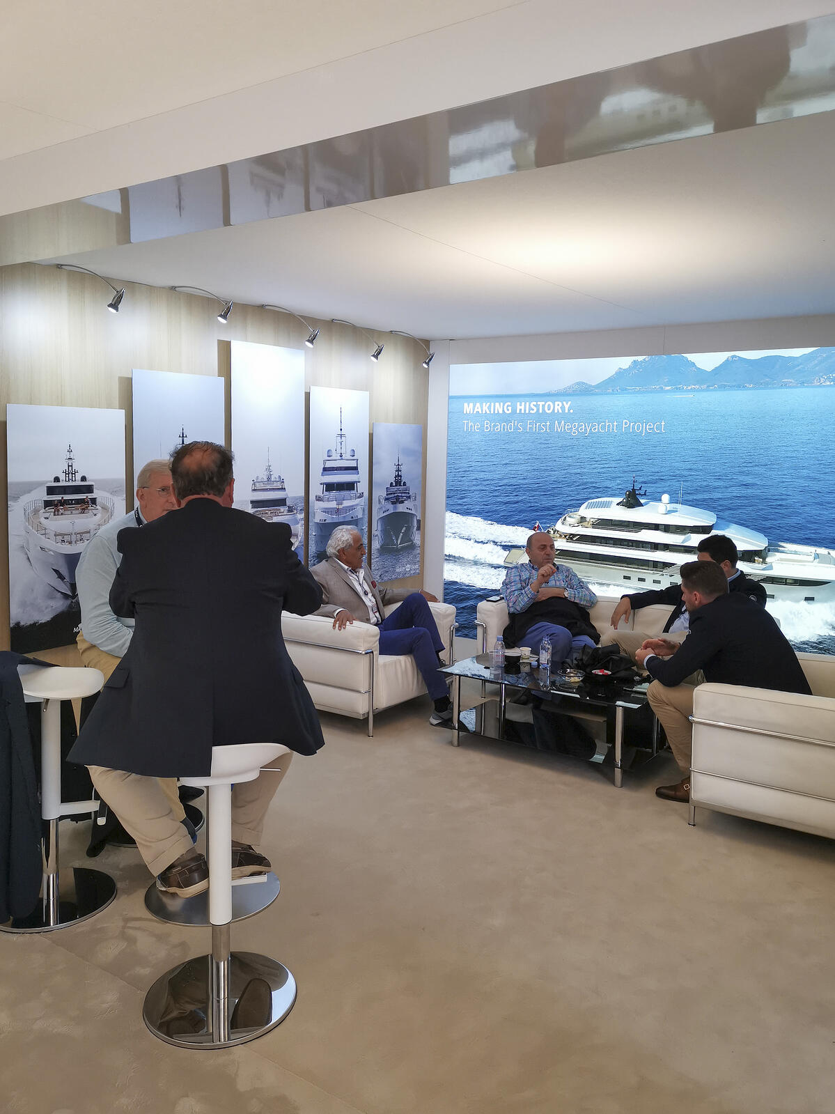 Majesty Yachts at Cannes Yachting Festival 2019 Day 1 (5)