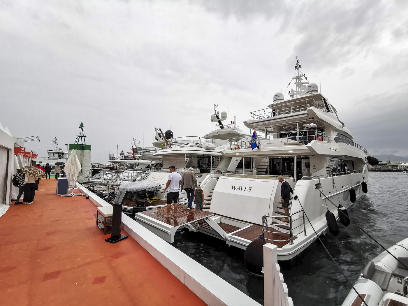 Majesty Yachts at Cannes Yachting Festival 2019 Day 1 (6)