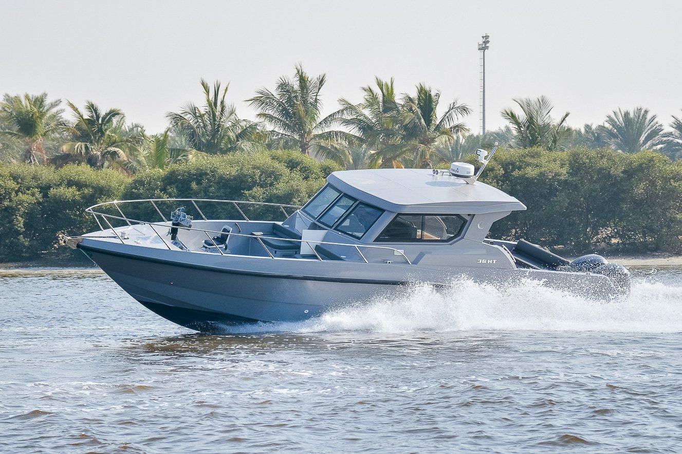Coast Guard 36 HT-2-2020