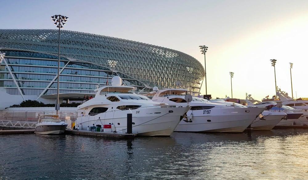 Gulf Craft at Abu Dhabi F1 (3)