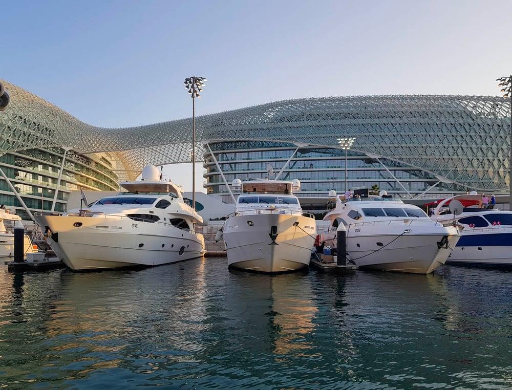 Gulf Craft at Abu Dhabi F1 (4)