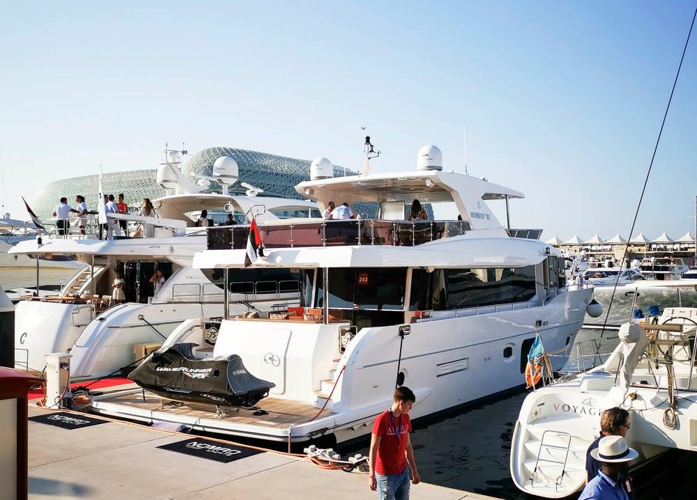 Gulf Craft at Abu Dhabi F1 (5)
