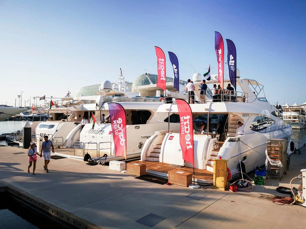 Gulf Craft at Abu Dhabi F1 (6)