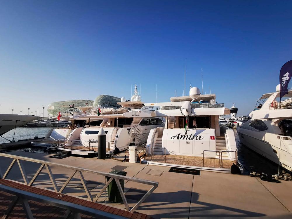 Gulf Craft at Abu Dhabi F1 (7)