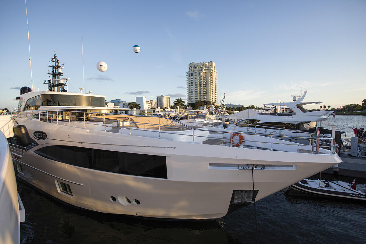 GUlf Craft at Fort Lauderdale International Boat Show 2019 Day 2 (12)