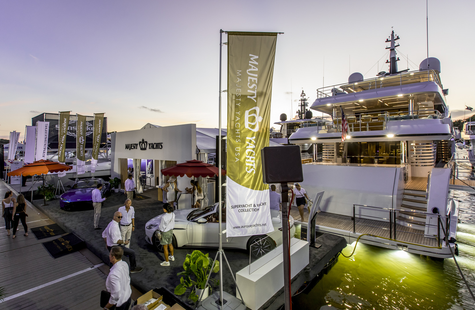 GUlf Craft at Fort Lauderdale International Boat Show 2019 Day 2 (16)