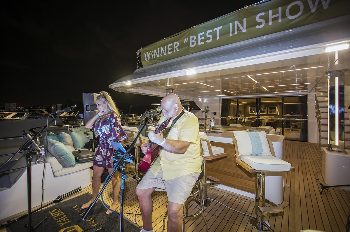 GUlf Craft at Fort Lauderdale International Boat Show 2019 Day 3-4 (16)