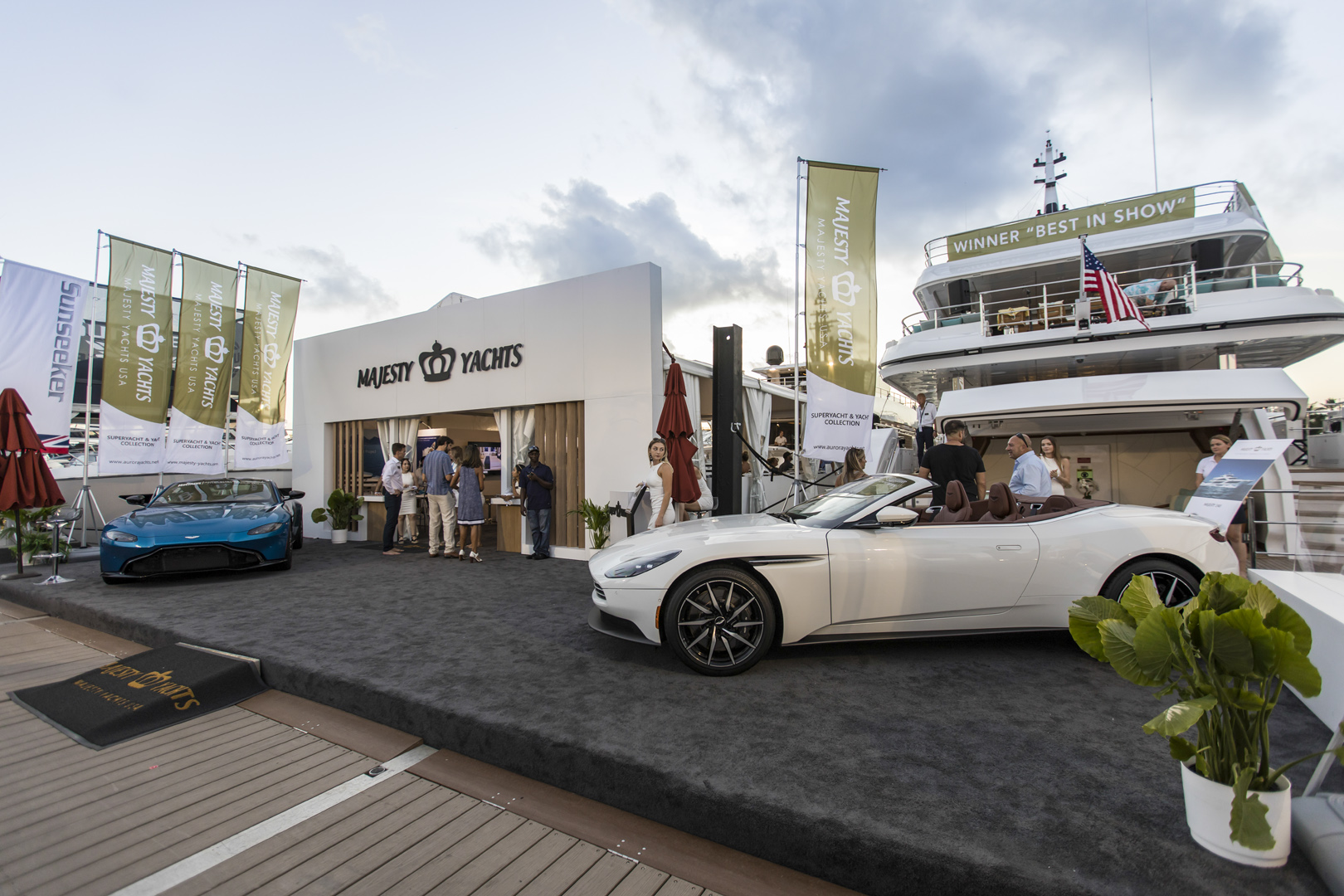 GUlf Craft at Fort Lauderdale International Boat Show 2019 Day 3-4 (9)-1