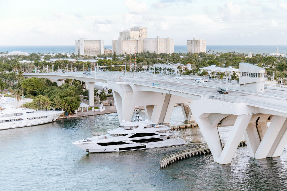 Majesty Yachts at FLIBS 2019