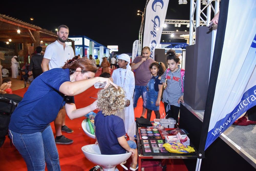 Gulf Craft at Abu Dhabi Boat Show 2018 Day 3 (34)