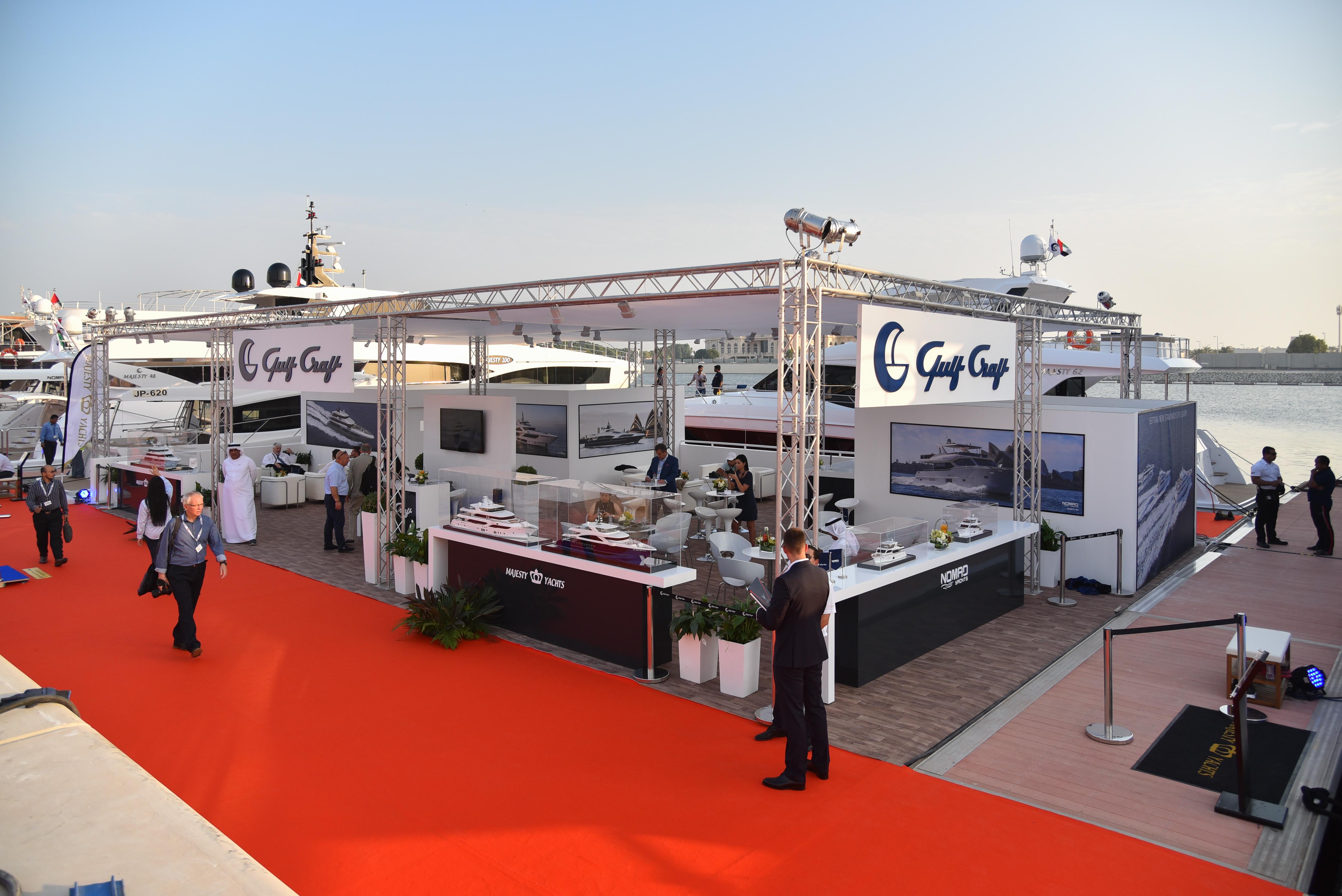 Gulf Craft, Abu Dhabi Boat Show 2018 (7)