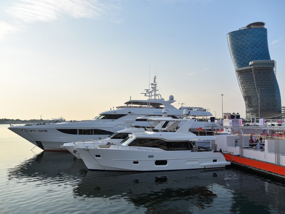 Abu Dhabi International Boat Show 2018