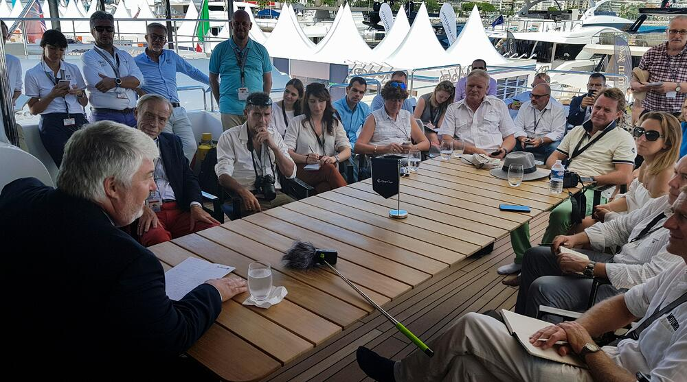 Gulf Craft at Cannes Yachting Festival 2018 Day 1 (3)