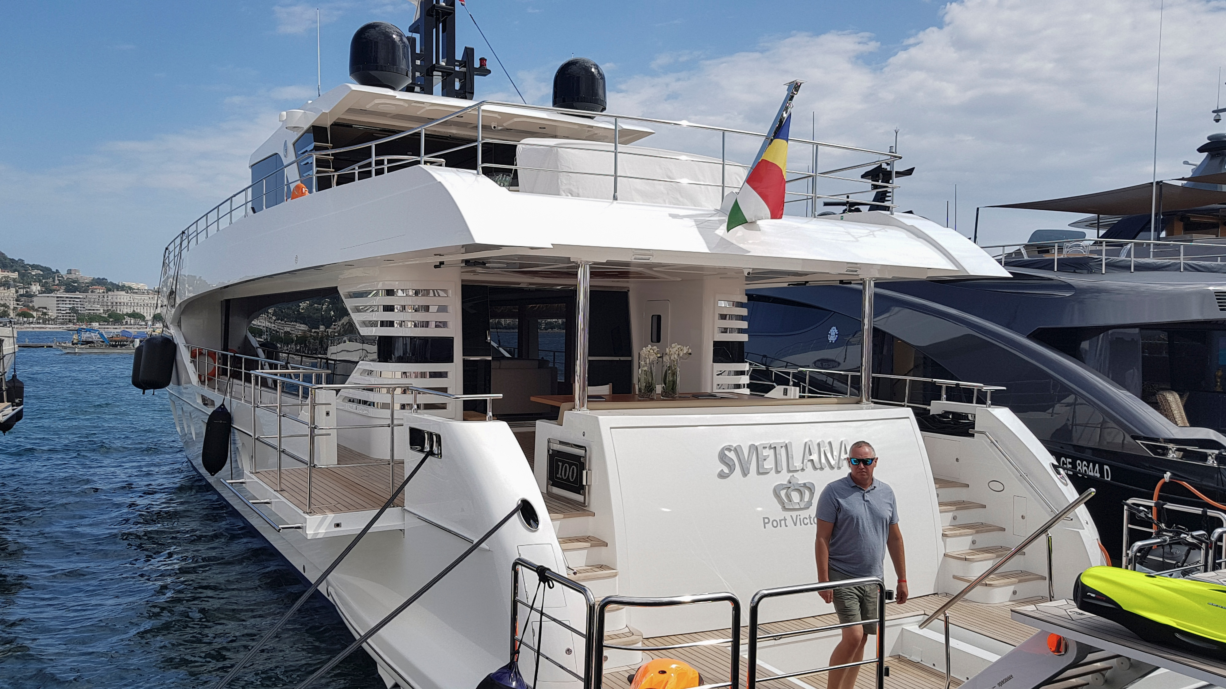 Gulf Craft in Cannes Yachting Festival 2018 Day 3 (1)