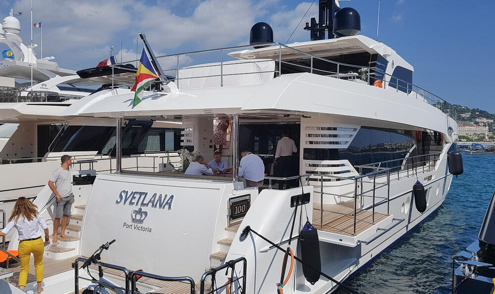 Gulf Craft in Cannes Yachting Festival 2018 Day 4 (11)