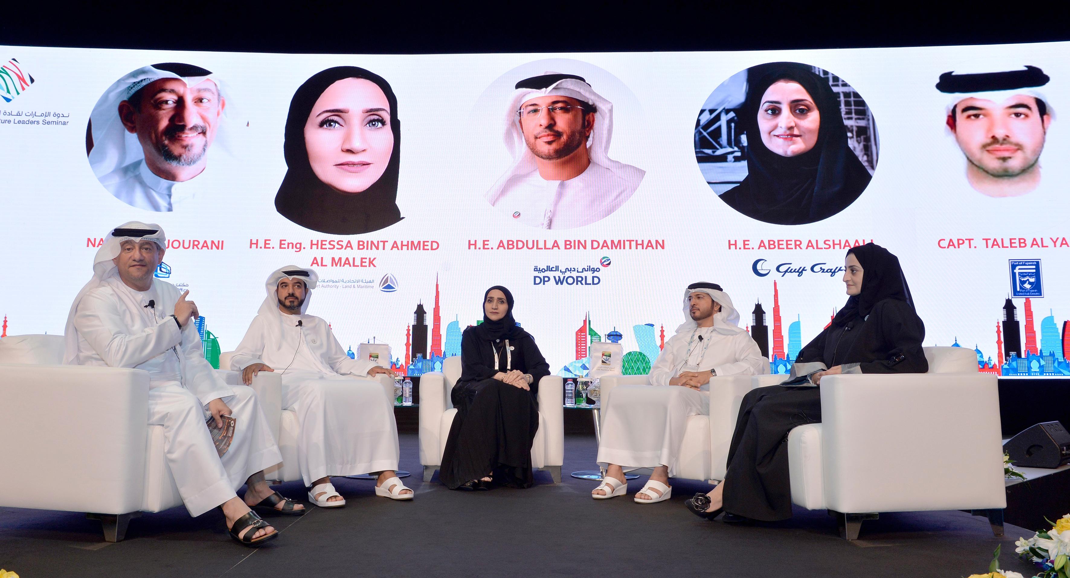 Dubai Maritime Week 2018, Abeer Alshaali, Gulf Craft