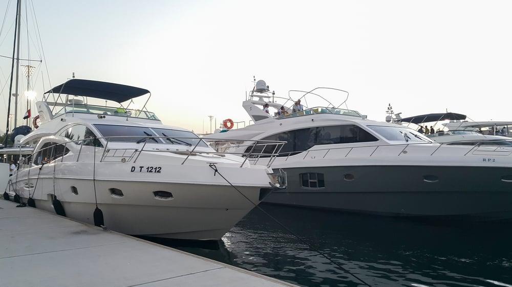 Gulf Craft - Majesty Yachts in YAS Marine Abu Dhabi (1).jpg