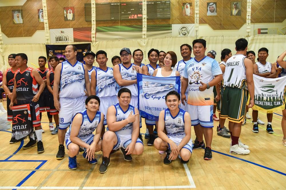 Gulf Craft joins FYA Basketball League