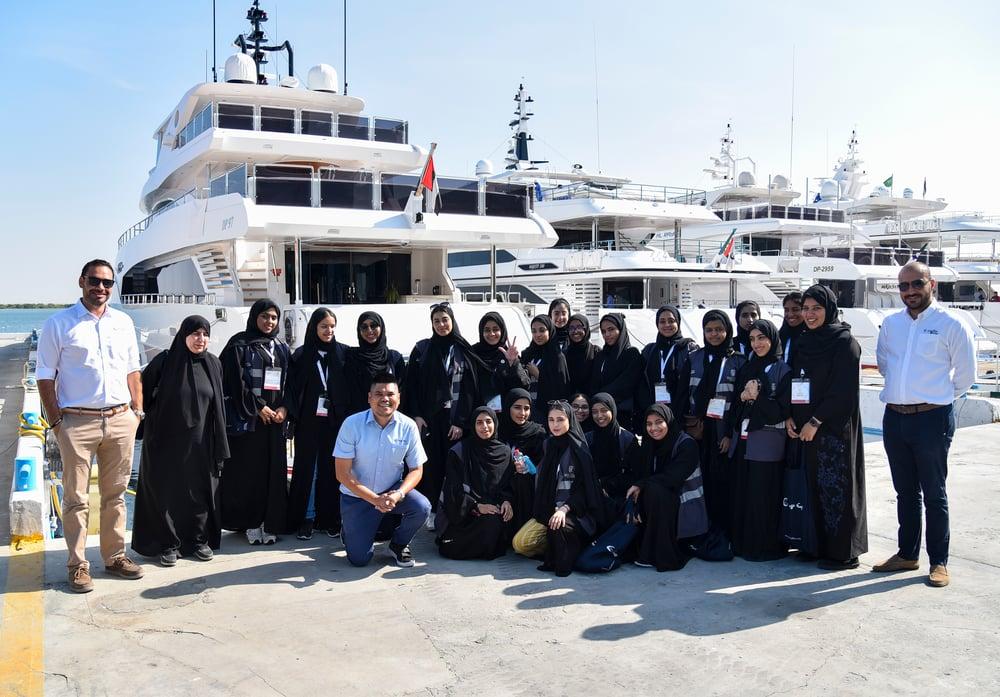 Abu Dhabi Student Leaders Tour (12)