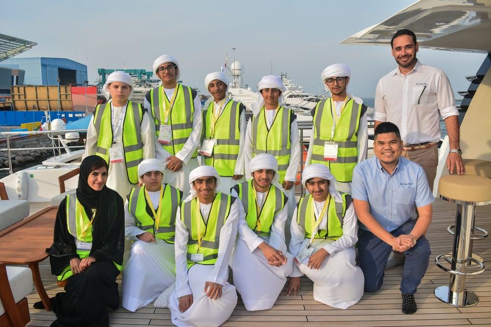 Abu Dhabi Student Leaders Tour (14)