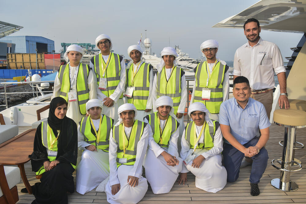 Abu Dhabi Student Leaders Tour (14)