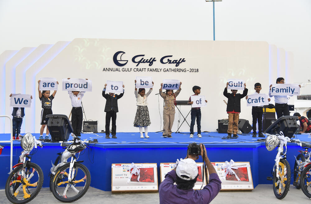Gulf Craft's Annual Family Gathering 2018 (27)