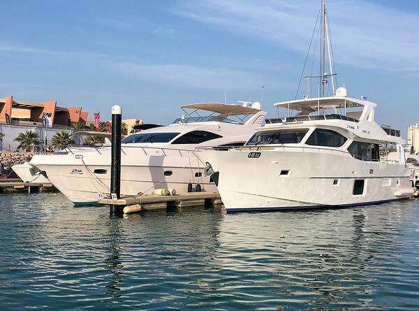Gulf Craft at Kuwait Yacht Show 2018 (8)