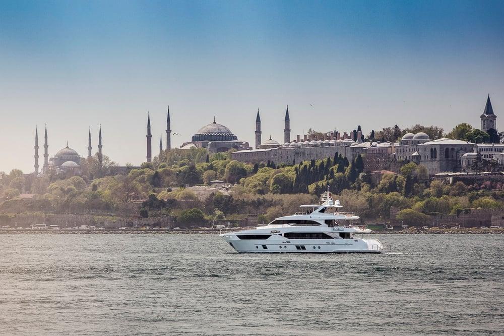 Majesty 110 in Turkey (6)