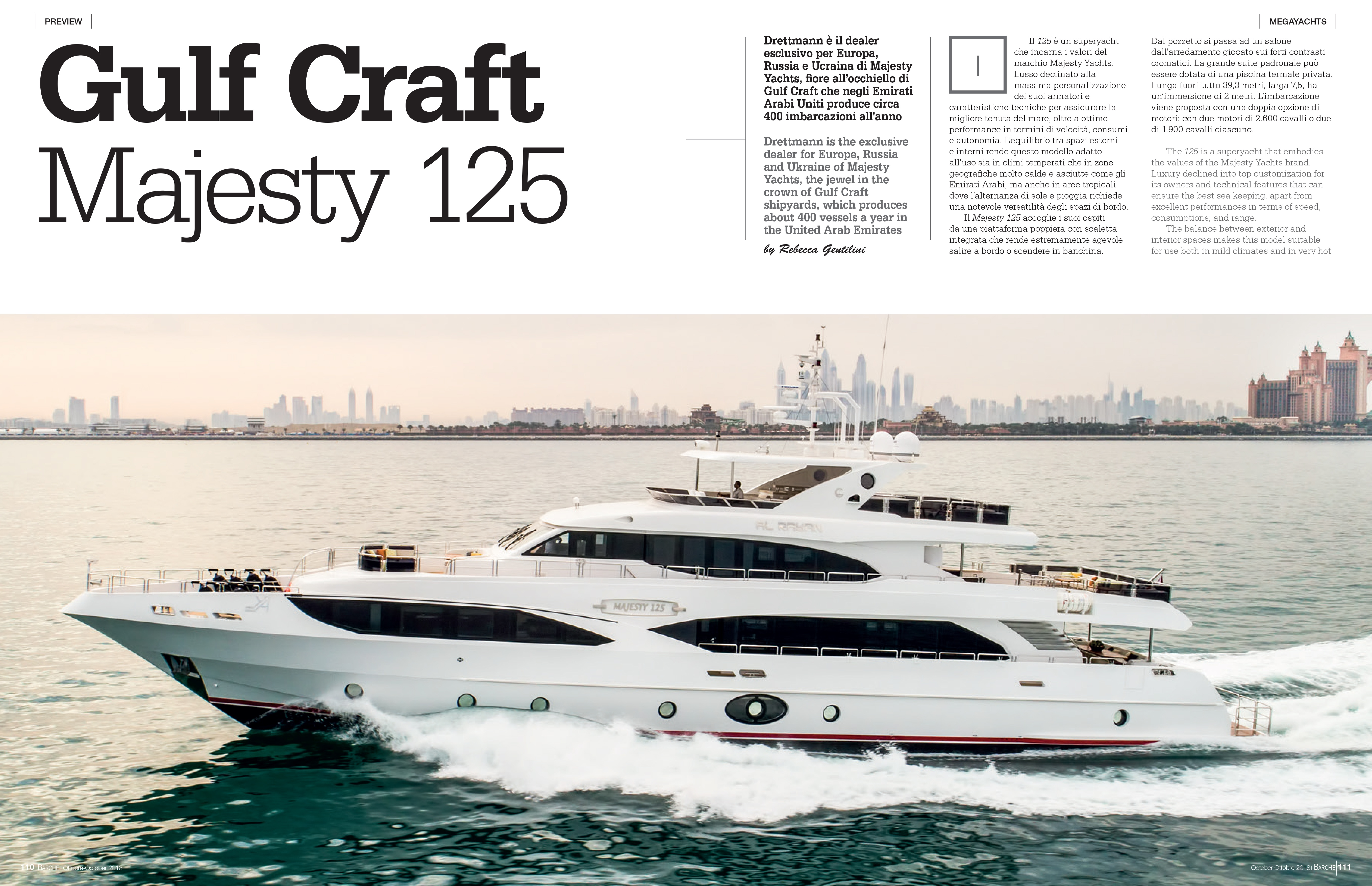 BARCHE---October-2018-issue,-Majesty-125,-Gulf-Craft-2