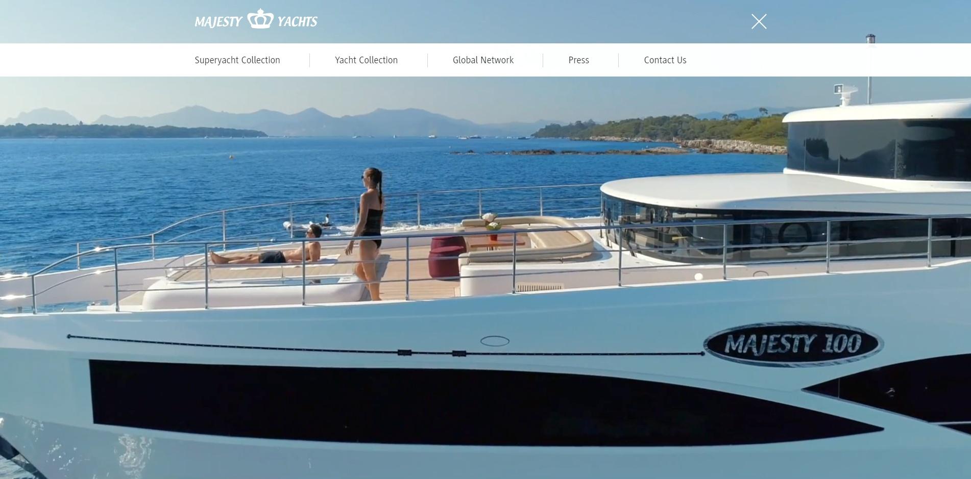 Majesty-Yachts-website-screenshot-1