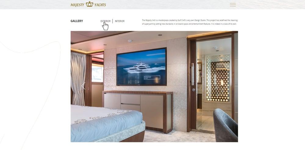 Majesty-Yachts-website-screenshot-4