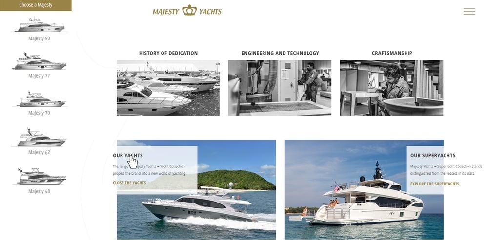 Majesty-Yachts-website-screenshot-5