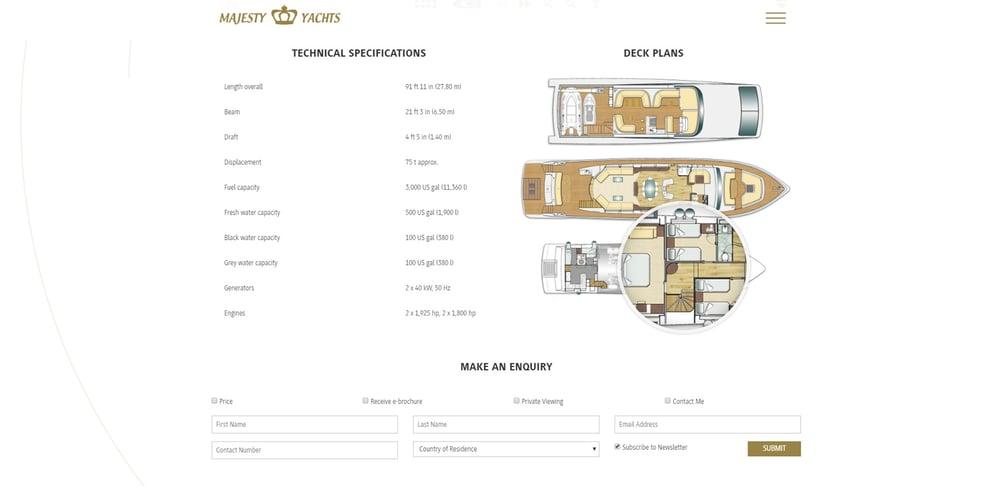 Majesty-Yachts-website-screenshot-7