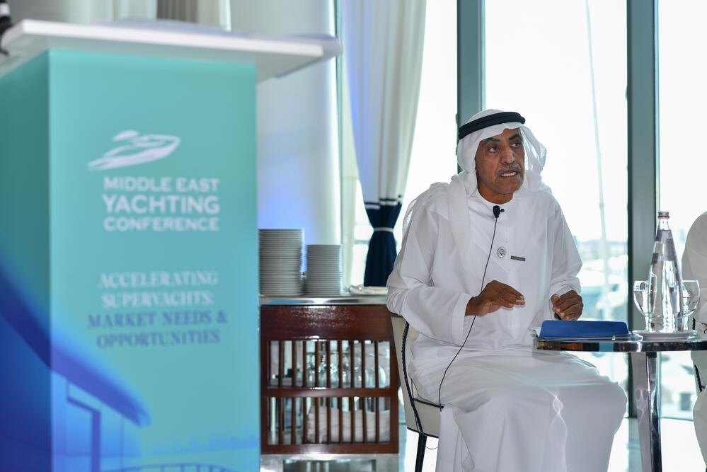 Gulf Craft at Middle East Yachting Conference 2018 (6)