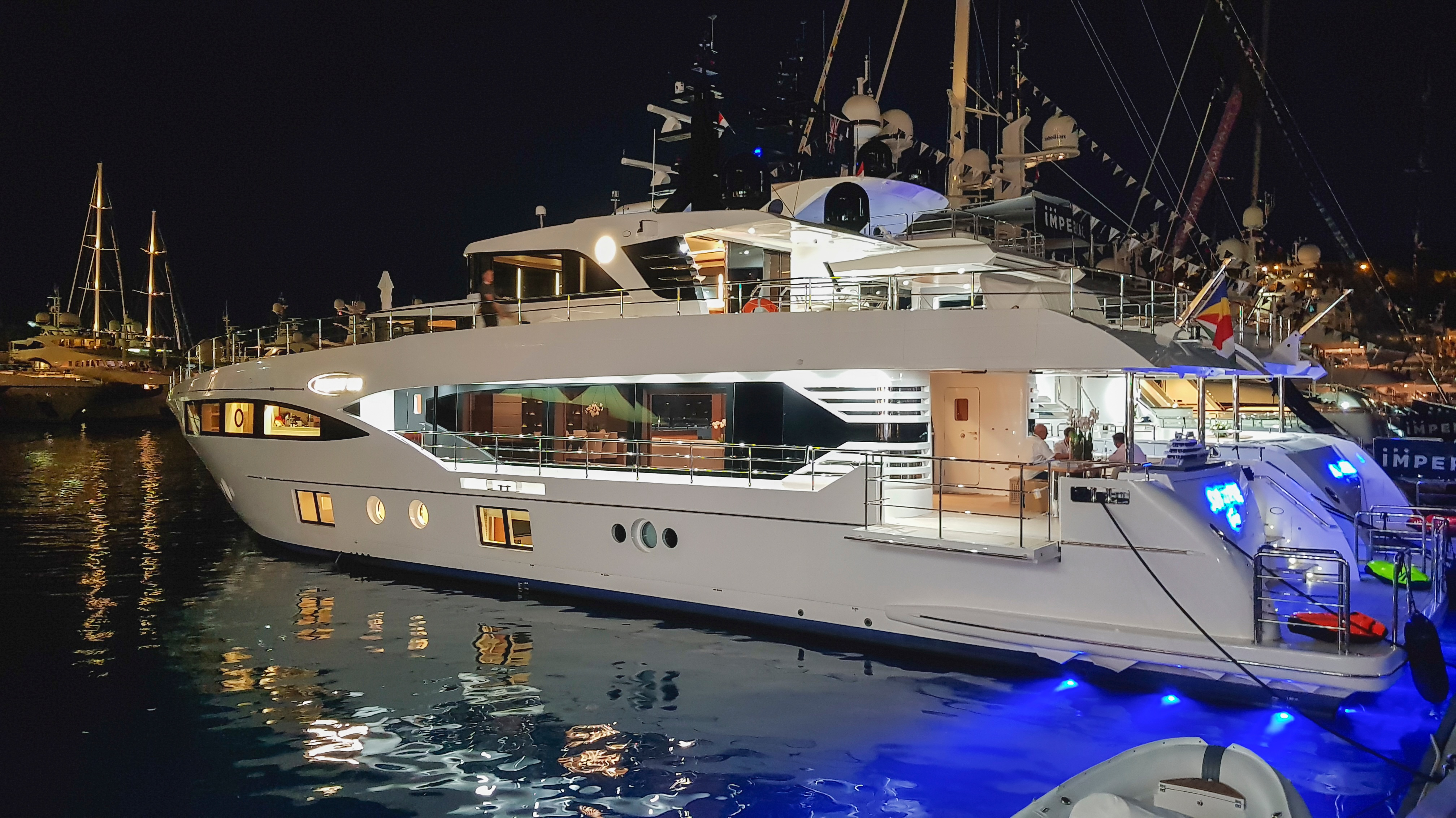 Terms Of Use >> Monaco Yacht Show 2018 | Gulf Craft