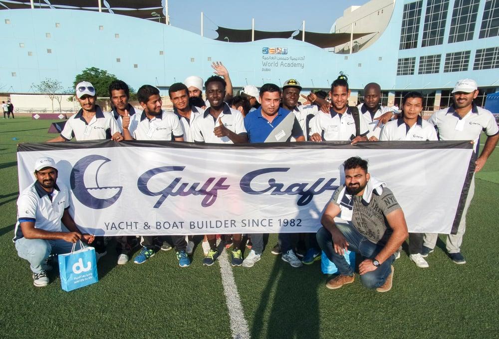 Gulf Craft at Dubai Muttahidoon 2018 (1)