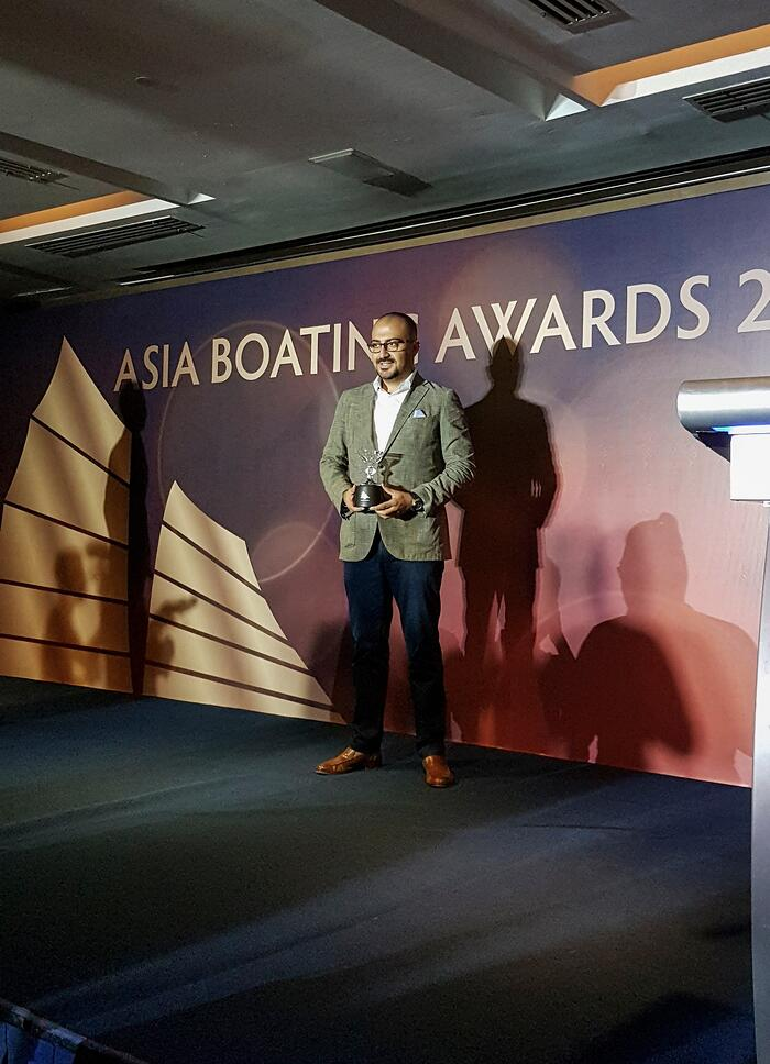 Gulf Craft at Singapore Yacht Show 2018 Day 0 (3)