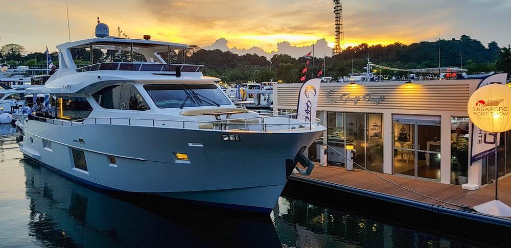 Gulf Craft at Singapore Yacht Show 2018 Day 1 (12)
