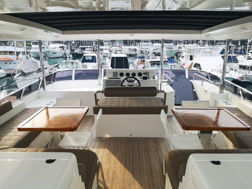 Gulf Craft at Singapore Yacht Show 2019 (1)