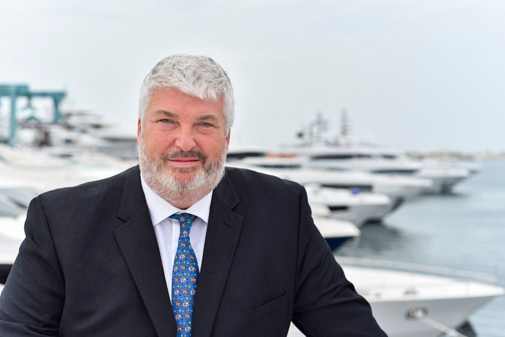 Gregory Yeakle, Gulf Craft's newly appointed CEO (1)