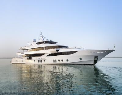 Majesty 155 Meghayacht to be on display in Cannes and Monaco Yacht Show