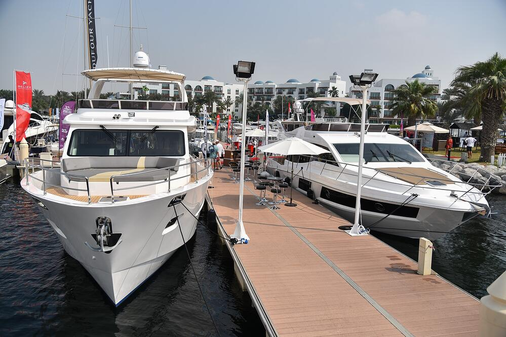 Gulf Craft at Dubai Pre-owned Boat Show (1).jpg