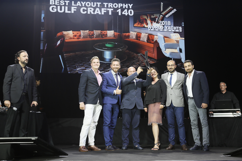 Gulf Craft, Majesty 140, World Yachts Trophies