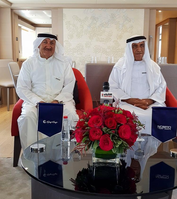 Gulf Craft at the Kuwait Yacht Show 2019 (1)