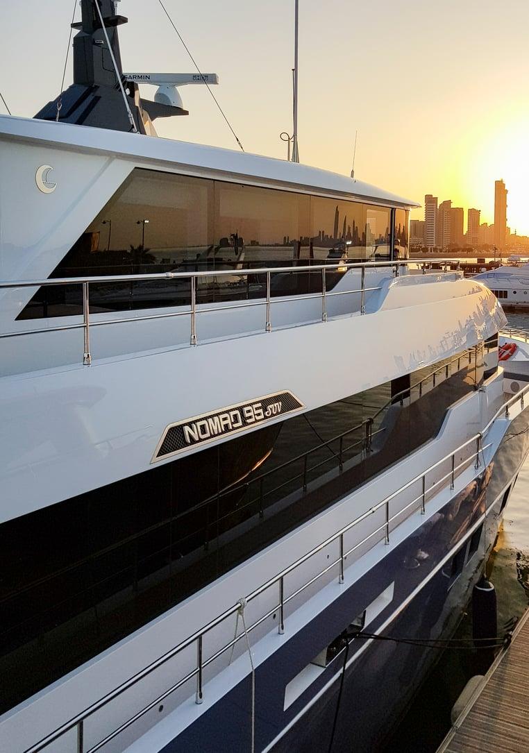 Gulf Craft at the Kuwait Yacht Show 2019 (26)