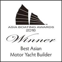 Asian Boating Awards Winner - Gulf Craft