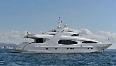 Gulf Craft Millennium 118 Luxury Yachts