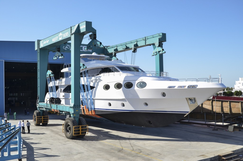 Launch of Majesty 125