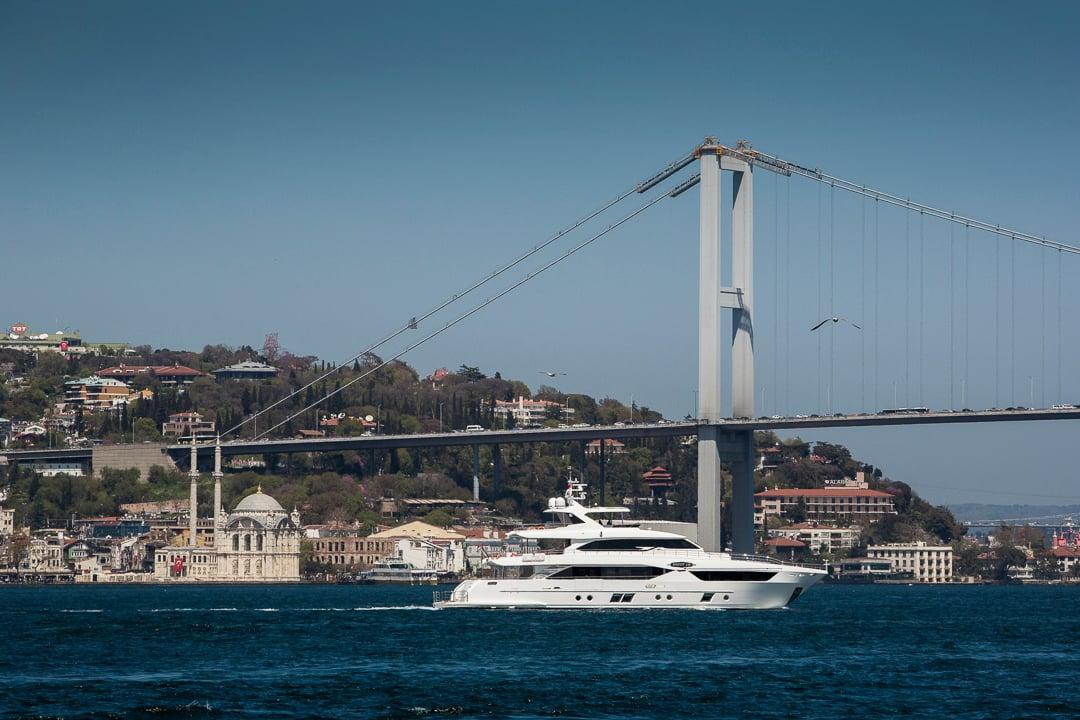 Majesty 110 in Turkey (4)