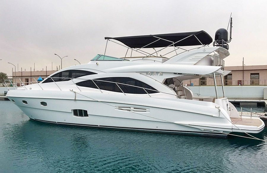 Pre-owned Majesty 56